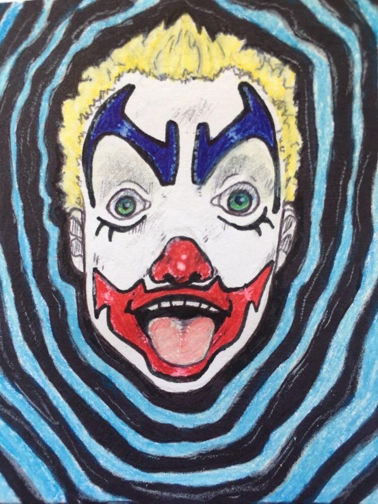 FlipFlop The Clown Fan Art by @yami_pastel