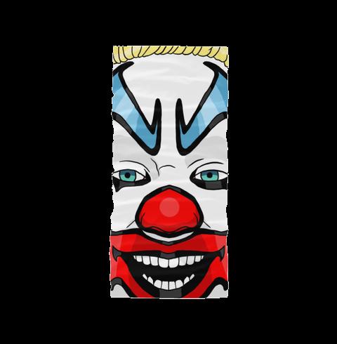 Clown Neck Buff